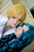 You and I by AllexisN