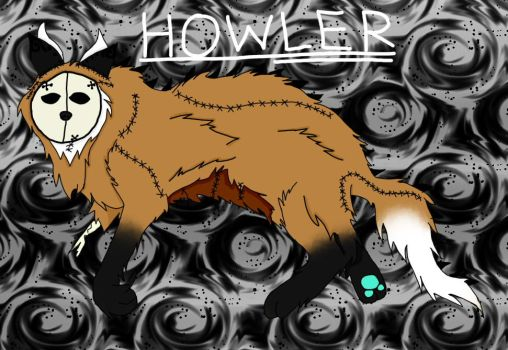 Howler by Ghostray567