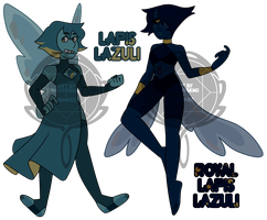 [PayPal] Lapis Lazulis CLOSED by watergems