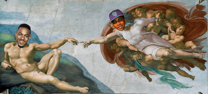 The Creation of Hip Hop by KendrickLamartist