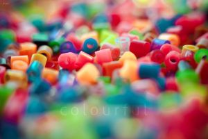 colourful. by sam-hunt