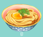 Udon! by sian-draws