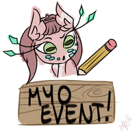 FREE QASHA MYO EVENT (CLOSED) by Smelly-Mouse