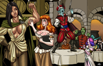 Book of Passion: Seduction Scene by ProdigyDuck