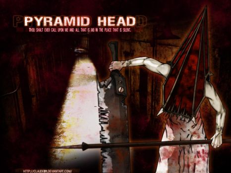 Pyramid Head - Silent Hill by Claude01