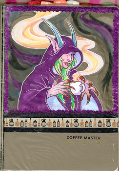 Coffee Master by tiamat