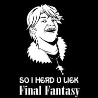 FF8 T-Shirt Design by Teh-Dave