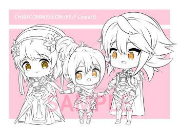 Commission: Fire Emblem Fates by eccentricminded