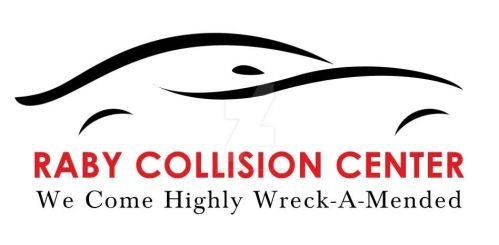 Raby Collision Center Logo by SerafinaMoon