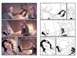 Morning glories 20 page 31 by alexsollazzo