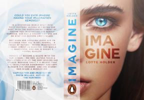 Wattpad Book Jacket | Imagine by lottesgraphics