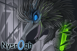 Badge: Nysrogh - aperture science by Leundra
