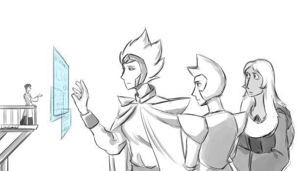 Sketch 76 by LittleSnaketail