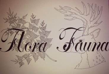Flora and Fauna by LernoVictoria