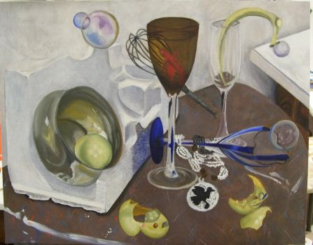 3rd Still Life Final by Amichi-the-Duelist
