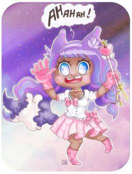 crazy Magical Girl by Soan-c