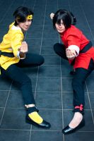 come on fight us - ranma by lonehorizon