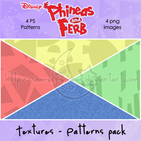 PnF Pattern set - 2 by sam-ely-ember