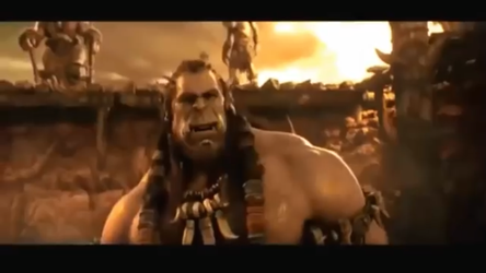 warcraft movie thicc orc 10 by Artmaster6778757