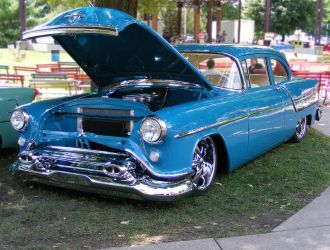 Olds Blue by colts4us