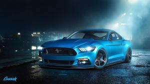2015 Ford Mustang GT by Gurnade