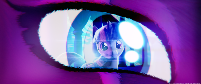 Love Throungh The Eyes by Lux-The-Pegasus