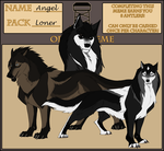 WoLF Origin Meme: Angel by CXCR