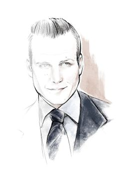Harvey Specter (Suits) by Lunai