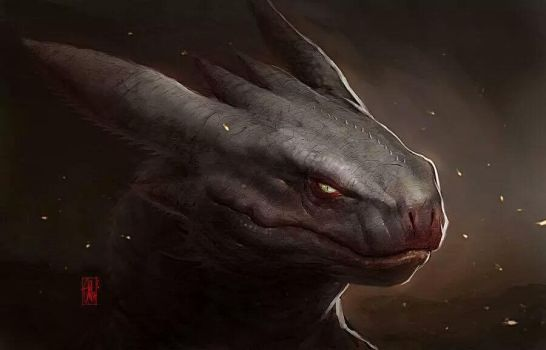 real life toothless by queenElsafan2015