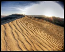 Sands of Peru by CashMcL
