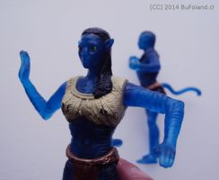 Figuritas de Avatar 2 by Bufoland