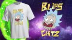 Vote my Rick and Morty design! Link in description by Delacroix000