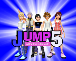 Jump5 - All The Time In The World (KH Cover) by DeadFantasyFreak