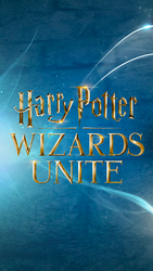 Harry Potter Wizards Unite Phone Wallpaper by OutlawNinja