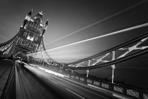 London.07 Tower Bridge by sensorfleck
