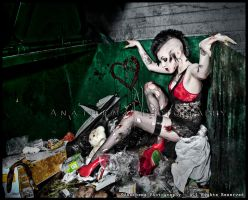 Finding Love in a Trashcan by Anathema-Photography