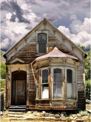 Old Falling down house stock 7 by FairieGoodMother