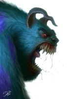 Sulley by Disse86