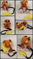 Almost Lifesize Raichu Plush
