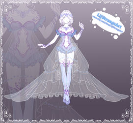 [Close]  Adoptable Outfit Auction 109 by LifStrange