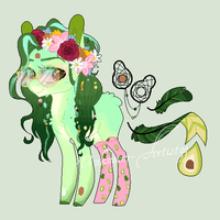 Avocado Dream  Auction - Closed by Unknown-Artist99