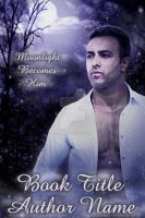 Moonlight Becomes Him Book Cover by CelticAngel84