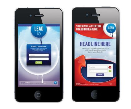 Mobile Squeeze Pages by netpal