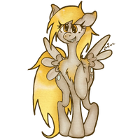 Derpy by Pony-UnTastic