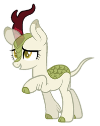 Kirin Base 1 | Haha... about that. by chatonettes