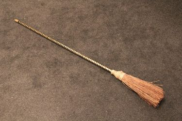 Lifesize Witch's Broom. by Joker-laugh