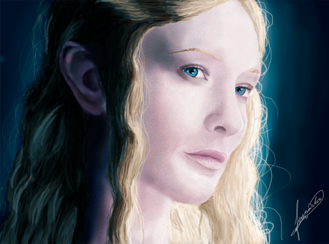 Galadriel by Taina-dOS