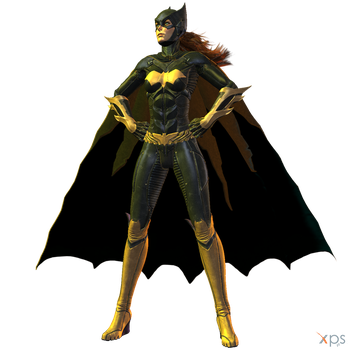 BAK - Batgirl (UPDATED) by MrUncleBingo