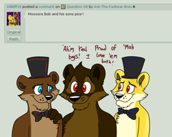 Question 106 by Ask-The-Fazbear-Bros