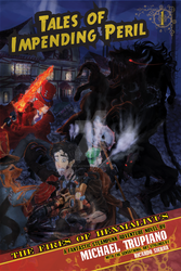 Tales of Impending Peril Vol. 1 - Cover Art by RGPublications